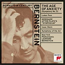 Bernstein: Symphony No. 2- Age of Anxiety / Serenade After Plato's Symposium 1950 recording