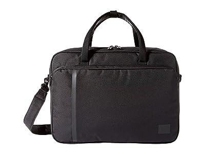 Herschel Supply Co. Gibson Large (Black) Tote Handbags