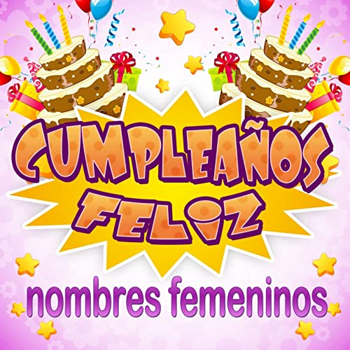Cumpleaños Feliz Mia by Chorus Friends on Amazon Music ...