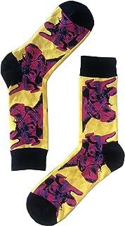 Krayzie Sox, Calcetines coloridos para hombre y mujer.