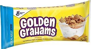 Golden Grahams Bagged Breakfast Cereal, 35 oz (Pack of 5)