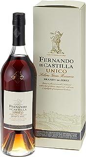 Rey Fernando De Castilla Solera Gran Reserva Unico Brandy De Jerez D.O. im Holz Kiste 1 x 0.7 l