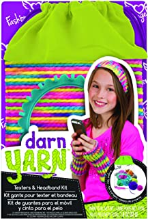 Fashion Angels Darn Yarn Texters & Headband Kit