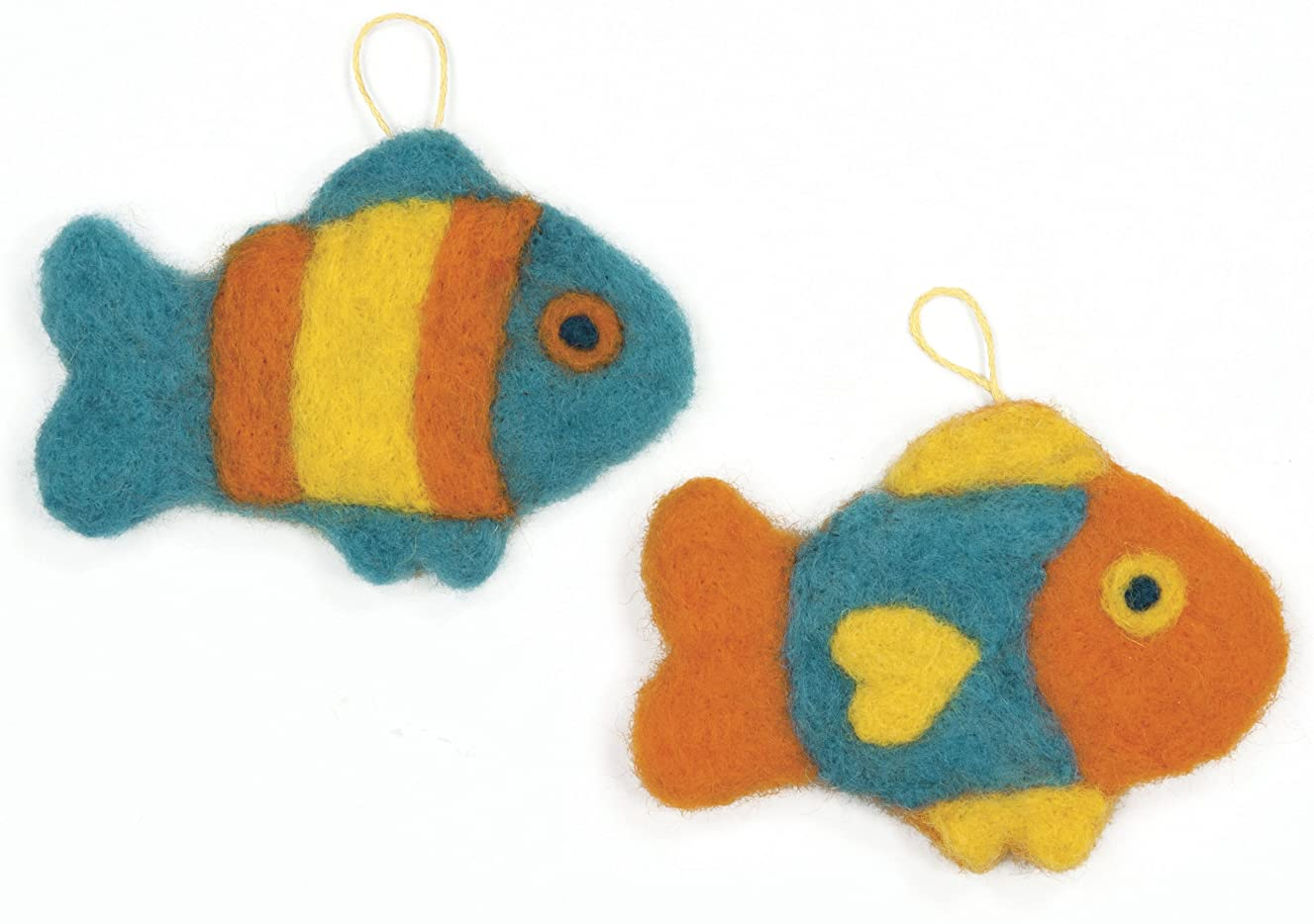 Dimensions Needlecrafts Try Needle Felting Fish Kit