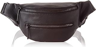Aldo MONIQUA, Bolsa de cinturón para Mujer, Negro Azabache, One Size