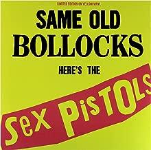 Sex Pistols - Never Mind the Bollocks Here's the Sex Pistols [PA] (Vinyl/LP)