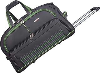Murano Polyester 24 inches Grey Travel Duffle (9020022_B)