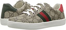 Gucci Kids - GG Supreme Low-Top Sneakers (Little Kid)