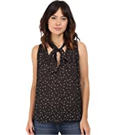 Free People - Sleeveless Tie Front Top