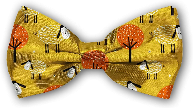 Bow Tie Tuxedo Butterfly Cotton Boys Adjustable for Mens Bargain sale Bowtie El Paso Mall