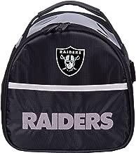 KR Strikeforce Oakland Raiders Single Add On Bowling Bag, Multicolor