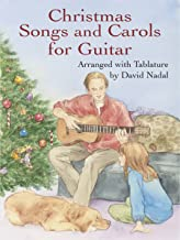 Christmas Songs and Carols for Guitar (Dover Music Scores)