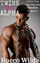 Twink VS Alpha: A First Time Age Gap Gay MM/MMM Collection