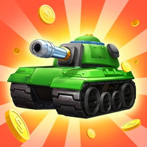 Merge Idle Tank - Best Merge Games Free