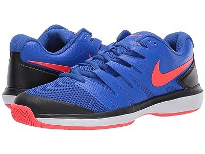 Nike Air Zoom Prestige (Racer Blue/Bright Crimson/Black/White) Men