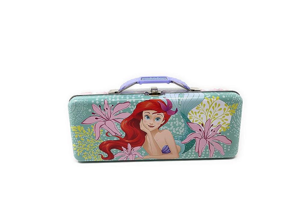 Disney The Little Mermaid Princess Ariel Tin Tool Box Purse