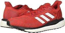 Scarlet/Footwear White/Core Black