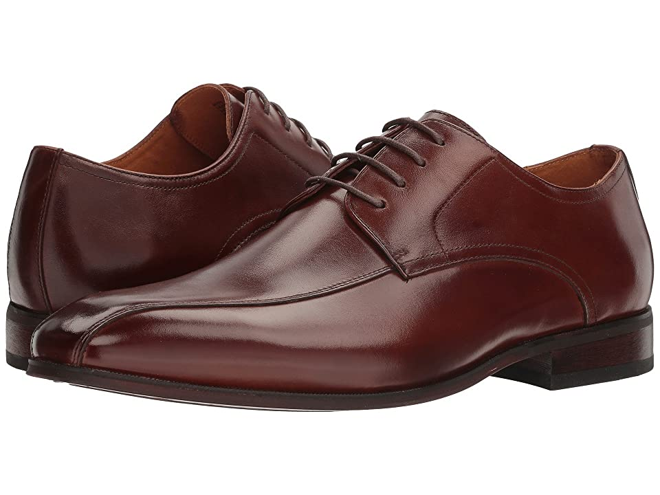 Florsheim Corbetta Bike Toe Oxford (Cognac Smooth) Men
