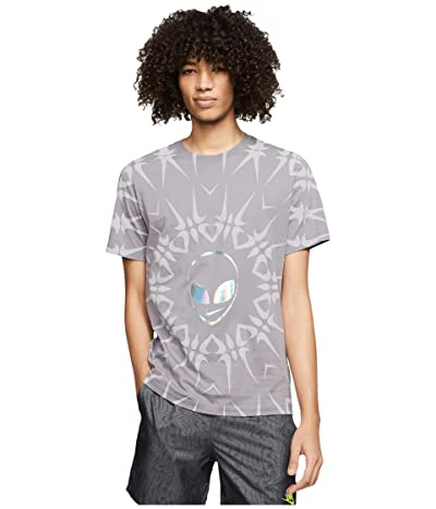 Nike NSW Tee Festival Print (Gunsmoke) Men