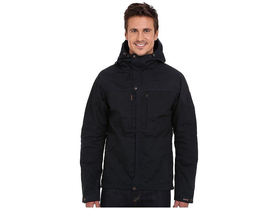 Fjallraven Skogso Jacket (Dark Navy) Men