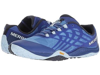 Merrell Trail Glove 4 (Blue Sport) Women