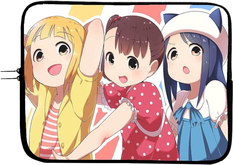 Mitsuboshi unisex Ranking TOP10 Colors Anime Laptop Sleeve Bag Compu 11 Inch Tablet