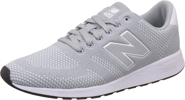 New Balance Unisex-Adult 420V2 Sneaker, 0.5 UK Men/ 1.5 UK Women