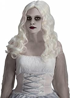 Forum Novelties Women's Spirited Ghost Costume Wig