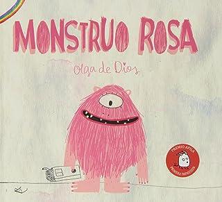 Monstruo Rosa (Premio Apila Primera Impresión