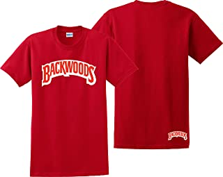 red backwoods shirt