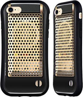 Official Star Trek Communicator Closed Gadgets Hybrid Case Compatible for iPhone 7 / iPhone 8