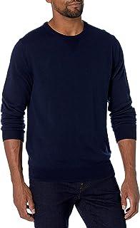 Goodthreads Men's Merino Wool Crewneck Sweater
