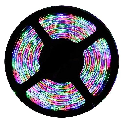 Original ™ Multi (PGB) Color Water Proof LED Rope Light (Multi, 10meter)