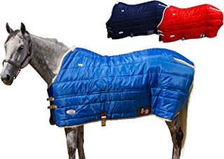 Derby Originals 420D Breathable Water-Resistant Nylon Heavyweight Winter Horse Stable Blanket