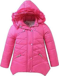 black fur coat for girls