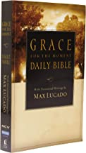 NCV, Grace for the Moment Daily Bible, Paperback: Spend 365 Days reading the Bible with Max Lucado