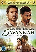 Savannah [DVD] by Chiwetel Ejiofor