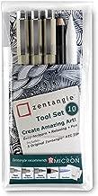 Zentangle Z10PTGB - Lápices de madera (Paquete