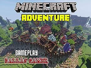 Minecraft Adventure Gameplay - Dallas Gamer