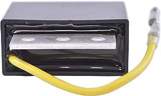 Voltage Regulator for Polaris 340 Sprint ES/Indy 400 440 500 650/650 RXL EFI/Indy Lite/RMK/Star Track/Trail 488 Widetrak & Supertrack/Starlite/Sport 340 440 GT/XCR 440 1990-2003