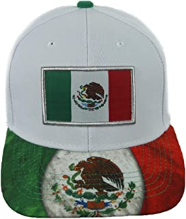 Baseball Cap Mexican Flag Mexico Eagle Hat Snapback Hats Casual Caps