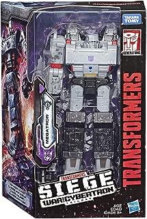 Transformers: Siege War for Cybertron Trilogy Voyager Class Megatron