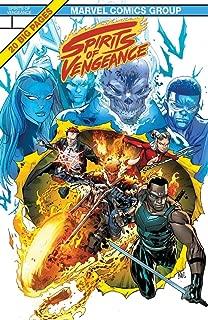 Spirits of Vengeance #1 (of 5) Lashley Lh Var Leg