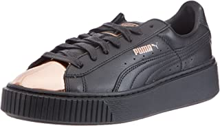 Basket Platform Metallic, Zapatillas para Mujer