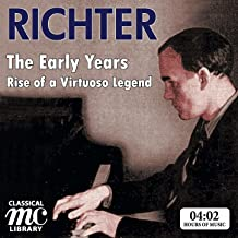 Sviatoslav Richter – The Early Years: Rise of a Virtuoso Legend