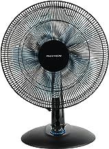 THOMSON Ventilateur de table 40 cm - Très silencieux et puissant (60 W) - Petit ventilateur avec 2 modes et fonction oscil...
