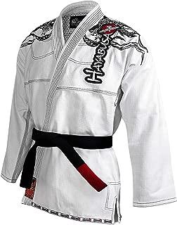 Hayabusa BJJ Gi | Adult Pro Mizuchi Jiu Jitsu Gi Jacket | White