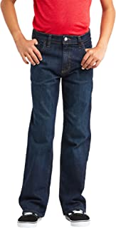 Wrangler Authentics Big Boys' Boot Cut Jeans