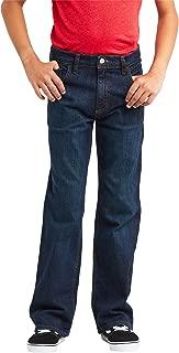 Wrangler Authentics Big Boys' Boot Cut Jeans