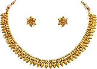 f0c8dc32905ff Women's Jewellery Sets priced ₹500 - ₹1,000: Buy Women's Jewellery ...